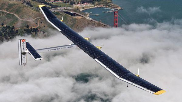 Solar Impulse 2, ultimato il giro del mondo