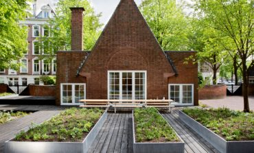 Agape arreda Arita House Amsterdam