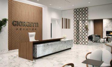 Giorgetti arreda un  building a Houston