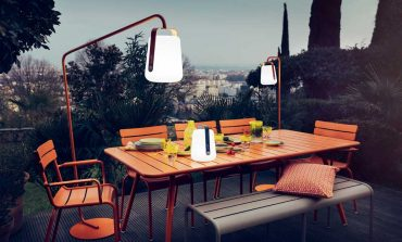 Fermob illumina Maison&Objet con Balad