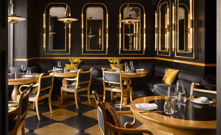 Morelato al Blakes Restaurant di Londra