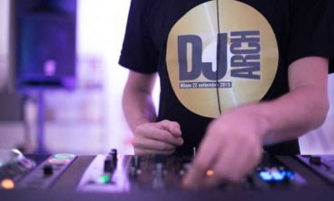 Il design in festa con la DJ Arch Night
