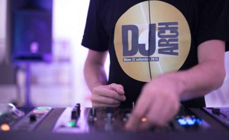 Il design in festa con la DJ Arch Night