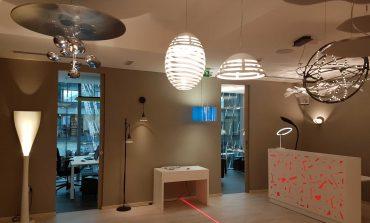 Showroom a Dubai per Artemide