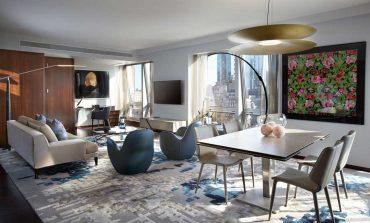 Roche Bobois per 2 suite a NY