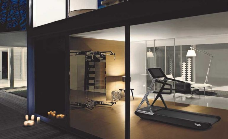 Primo showroom in Messico per Technogym