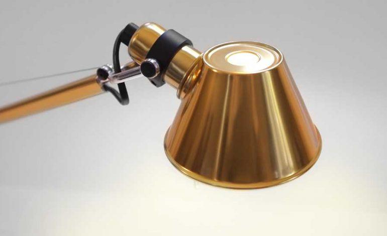 Tolomeo è d oro per artemide u pambianco design