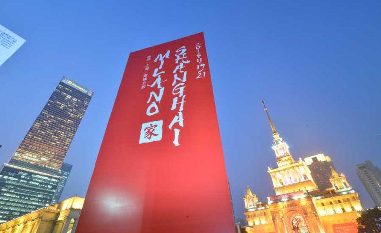 Salone a Shanghai, buona la prima