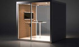 Acoustic Room by Fantoni