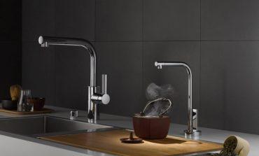 Dornbracht 'Hot & Cold' a Living Kitchen