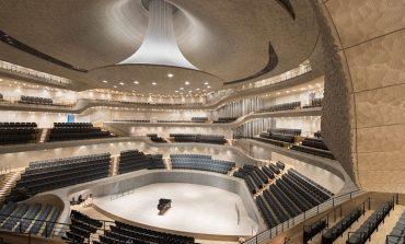 Poltrona Frau per la Elbphilharmonie
