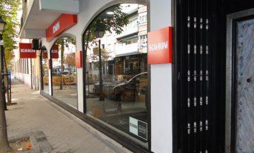 Store a Madrid per Scavolini