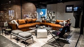 B&B Italia apre un nuovo store a Hong Kong