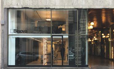 Binova inaugura un flagship store a Milano