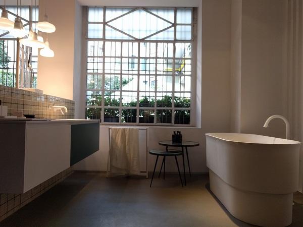 Agape, il duo Neri&Hu debutta nel bagno   Pambianco Design