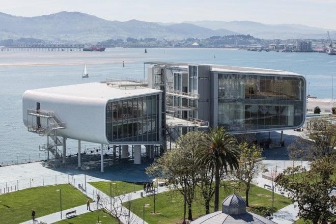 Renzo Piano, primo progetto in Spagna