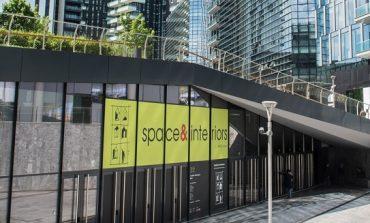 Space&interiors porta l'architettura in città