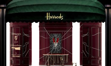 Visionnaire, art design in vetrina da Harrods