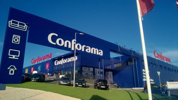 Conforama entra in Showroomprivé col 17%