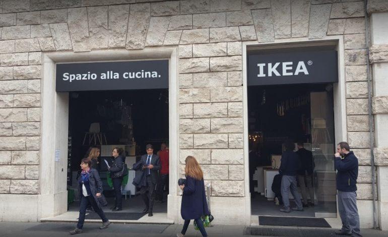 Ikea, fino a giugno a Roma con un pop-up store