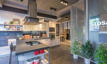 Stosa Cucine inaugura uno store a Firenze