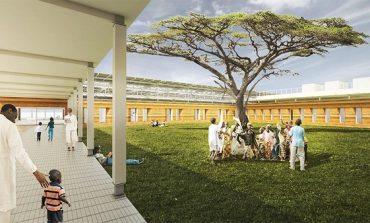 Renzo Piano firma il centro pediatrico di Emergency
