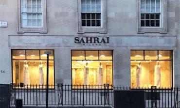 Sahrai Milano, nuovo showroom a Londra