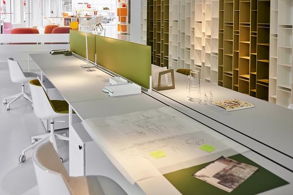 Mdf Italia, con 20.venti un nuovo concetto di ufficio