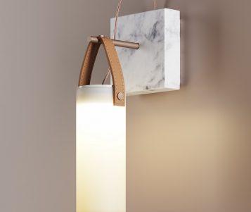 FontanaArte è multimaterica con Galerie