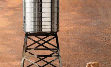 Libeskind con Alessi porta l'architettura a tavola