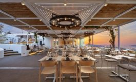 Pedrali arreda il ristorante Pyrgos
