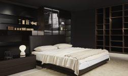 Porro presenta il nuovo letto Sadoru