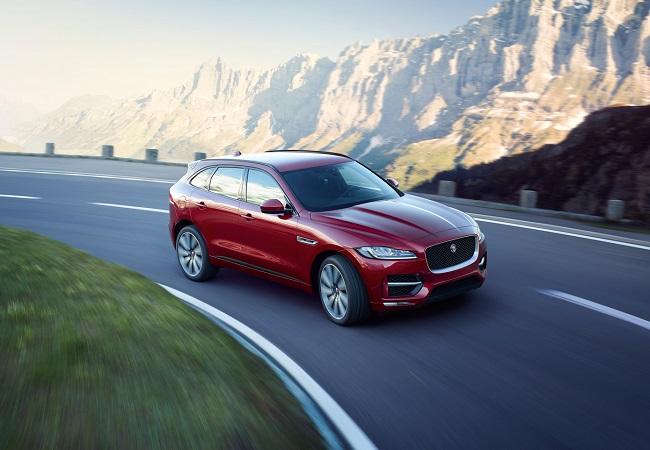 Jaguar, vendite in crescita del 28%