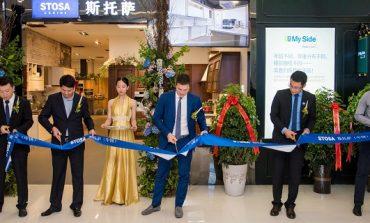 Stosa Cucine apre il primo store in Cina
