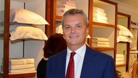 Arnaboldi, nuovo CEO di Frette