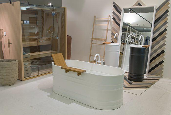 Retail al centro del bagno u pambianco design