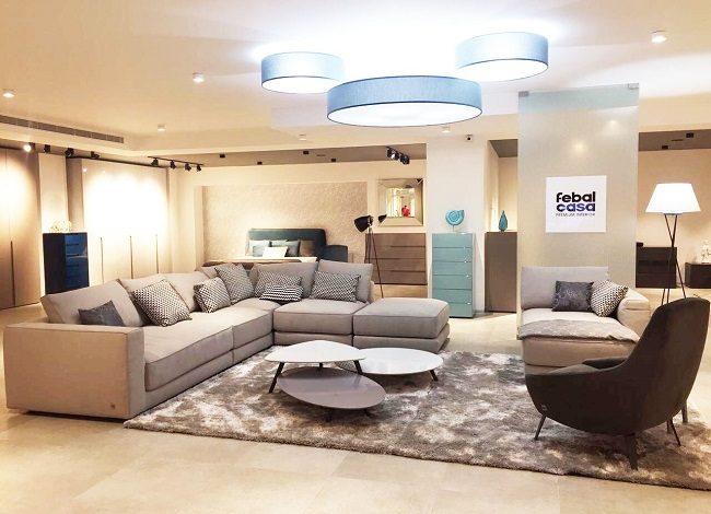 Febal Casa in India con Premium Interior