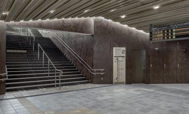 Laminam veste la stazione di Tokyo