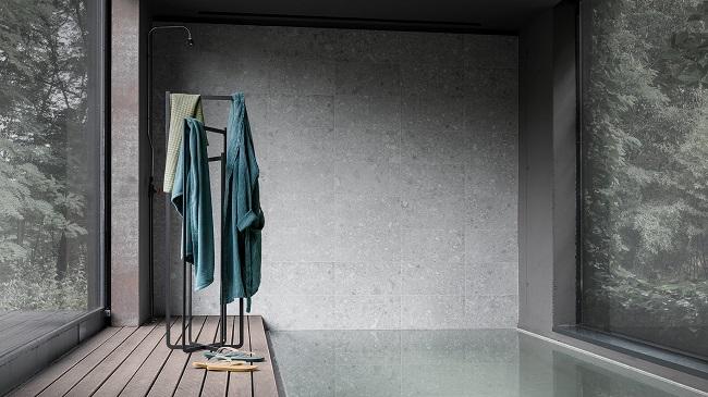 """Un bagno """"al naturale"""" per Society Limonta"""