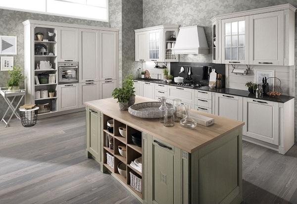 Virginia l ultima nata in casa stosa pambianco design - Prezioso casa cucine moderne ...
