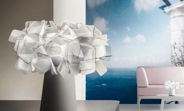 Clizia by Slamp, bouquet da tavolo luminoso