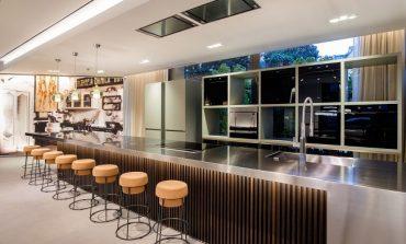 Franke inaugura il suo primo flagship store italiano