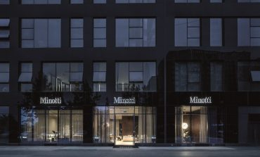 Nuova apertura in Cina per Minotti