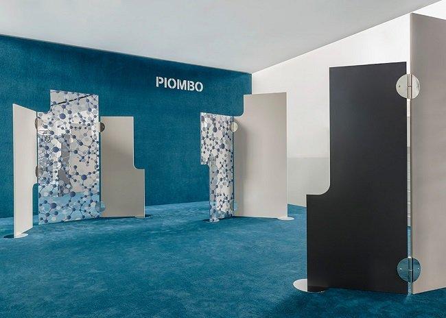 Piombo, la nuova superficie opaca by Cleaf