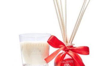 Caleffi profuma il Natale