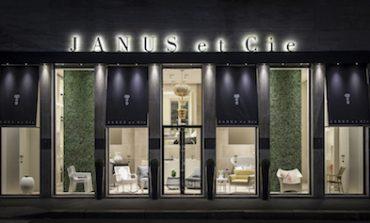 Janus et Cie, a Milano il primo showroom europeo