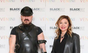Venini con Peter Marino per 'Black Belt'