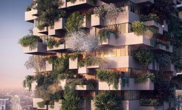 Nei Paesi Bassi il 1° Bosco Verticale in edilizia sociale