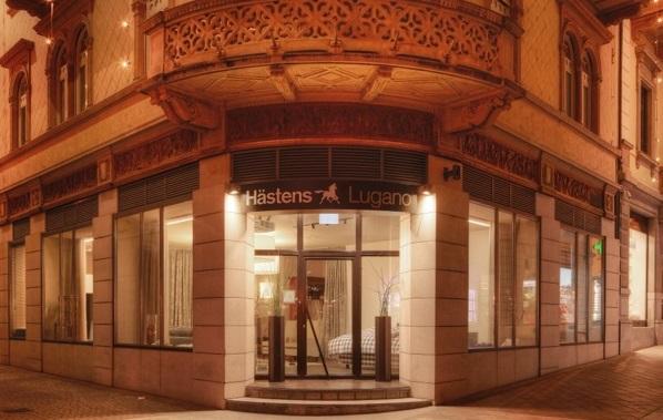Hästens inaugura il nuovo store di Lugano