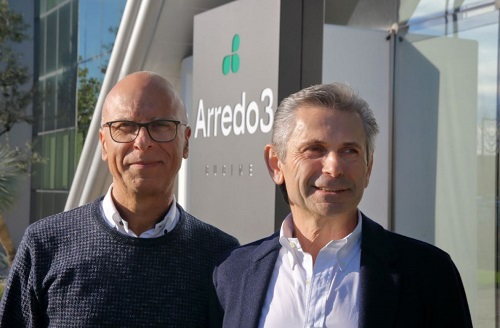 Arredo3 sale a 145 milioni nel 2018 – Pambianco Design